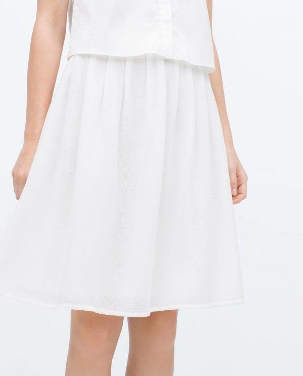 zara-premama-primavera-verano-2015-falda-blanca